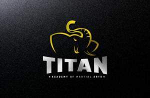 Titan Academy of Martial Arts or Titan Academy. | Logo Design by GLDesigns