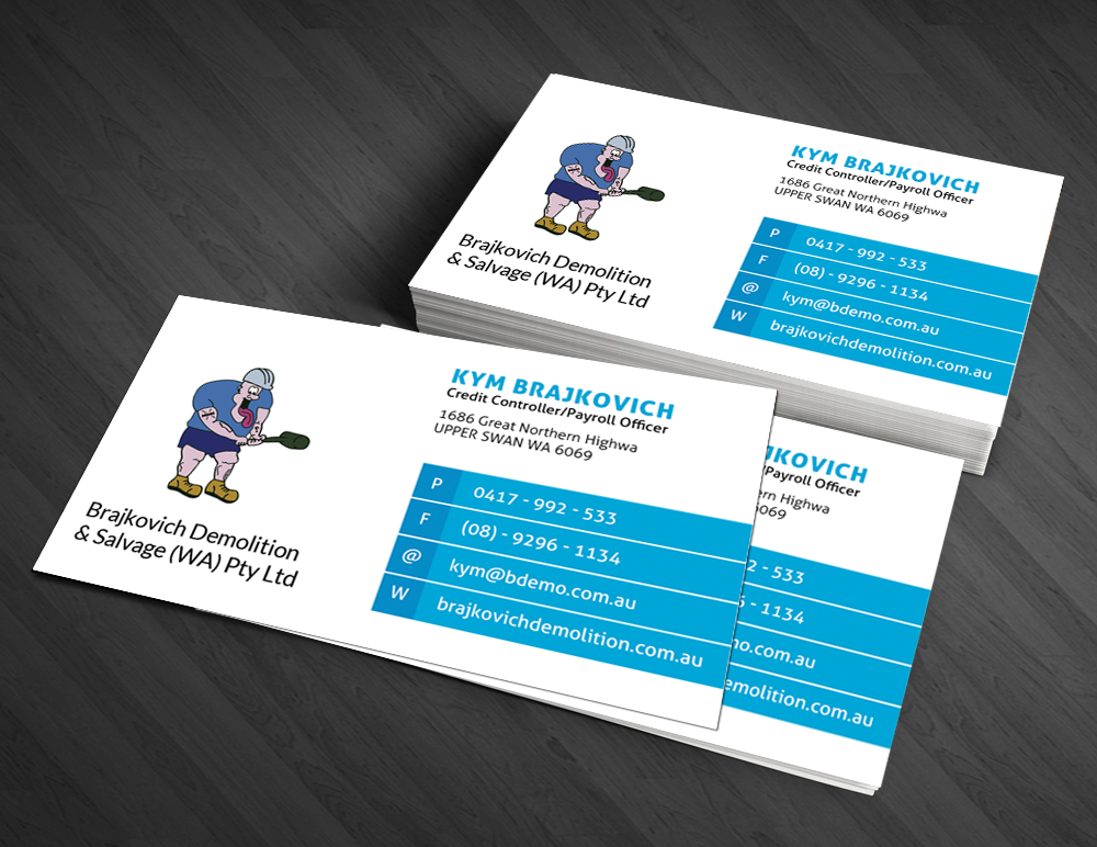 32 masculine conservative industrial business card designs for Industrial design business