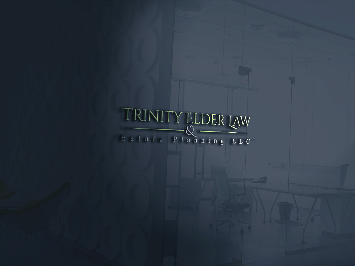 Elegant, Serious, Law Firm Logo Design for Trinity Elder Law