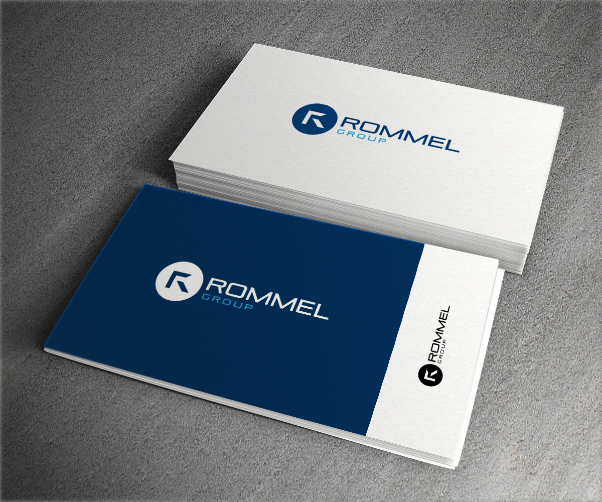 Professional, Elegant, Realtor Logo Design for Rommel Group by ...