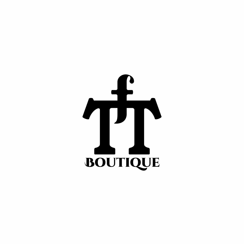 Upmarket bold logo design for tft boutique by daniel clavijo logo design by daniel clavijo for logo for tft boutique luxury boutique biocorpaavc