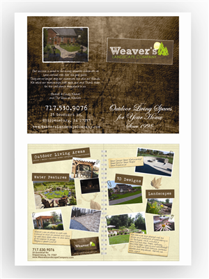 Kitchen Flyer Design 617597