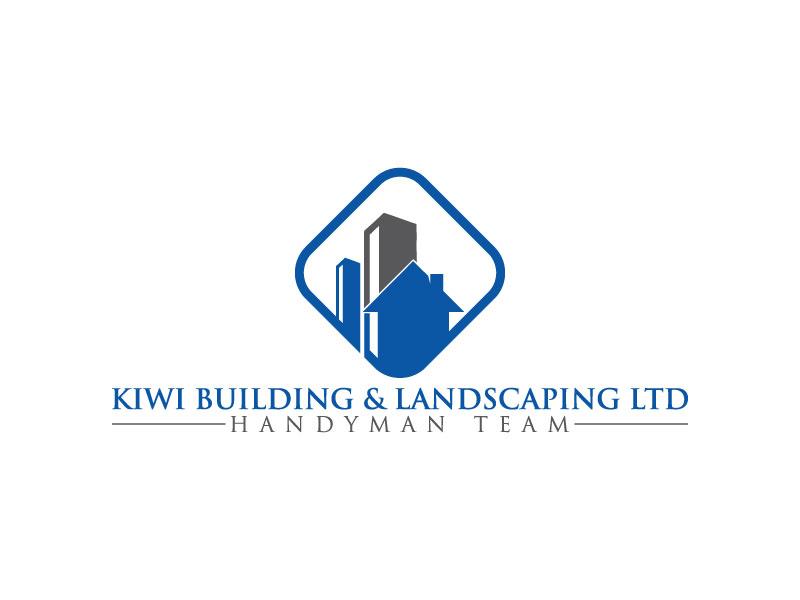 Professional traditional construction logo design for for Landscape design jobs new zealand