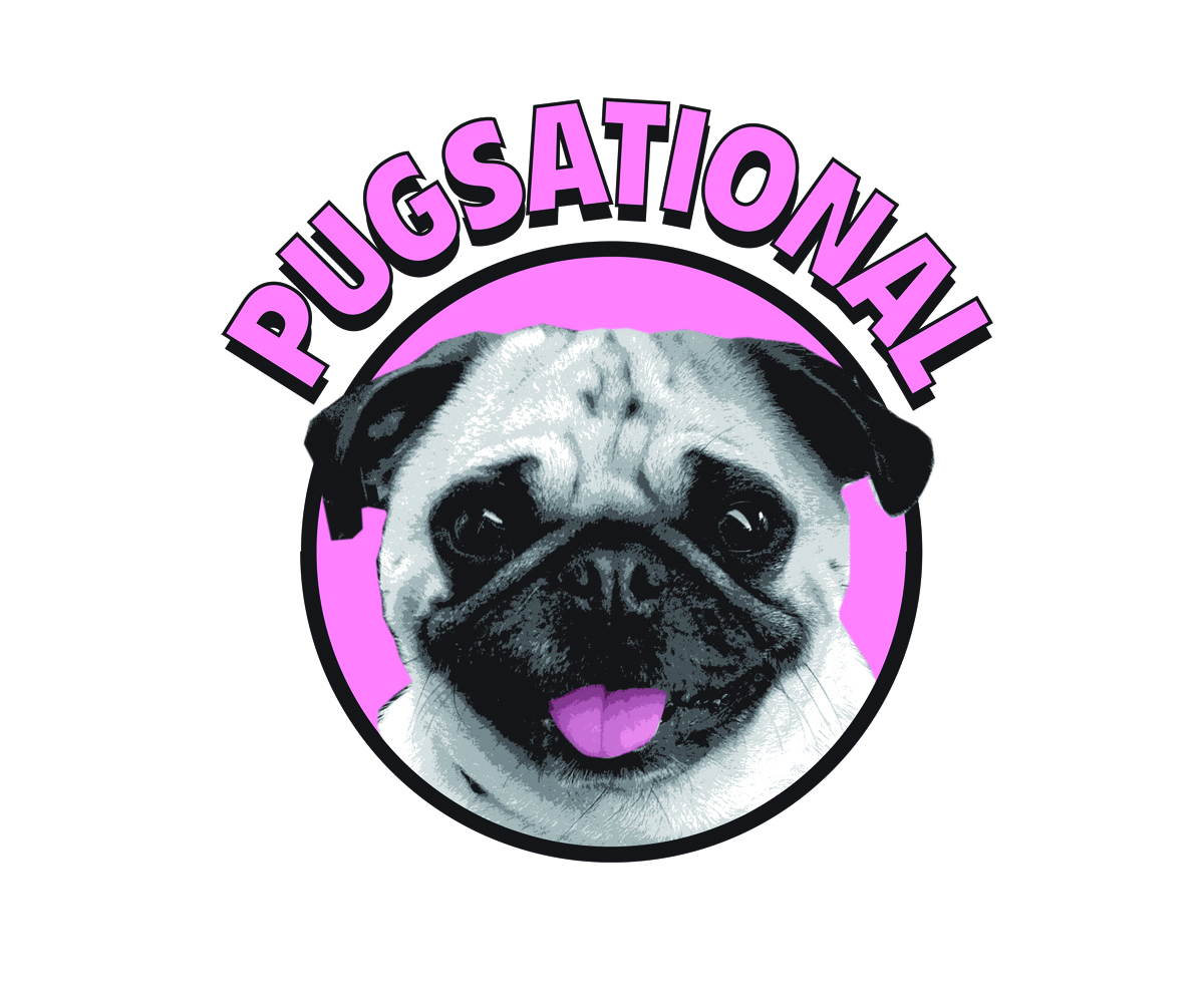 Playful, Personable, Store Logo Design for PUGSATIONAL by