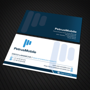 Elegant serious business card design job business card brief for business card design job business cards for diego and hyram winning design by sandaruwan colourmoves