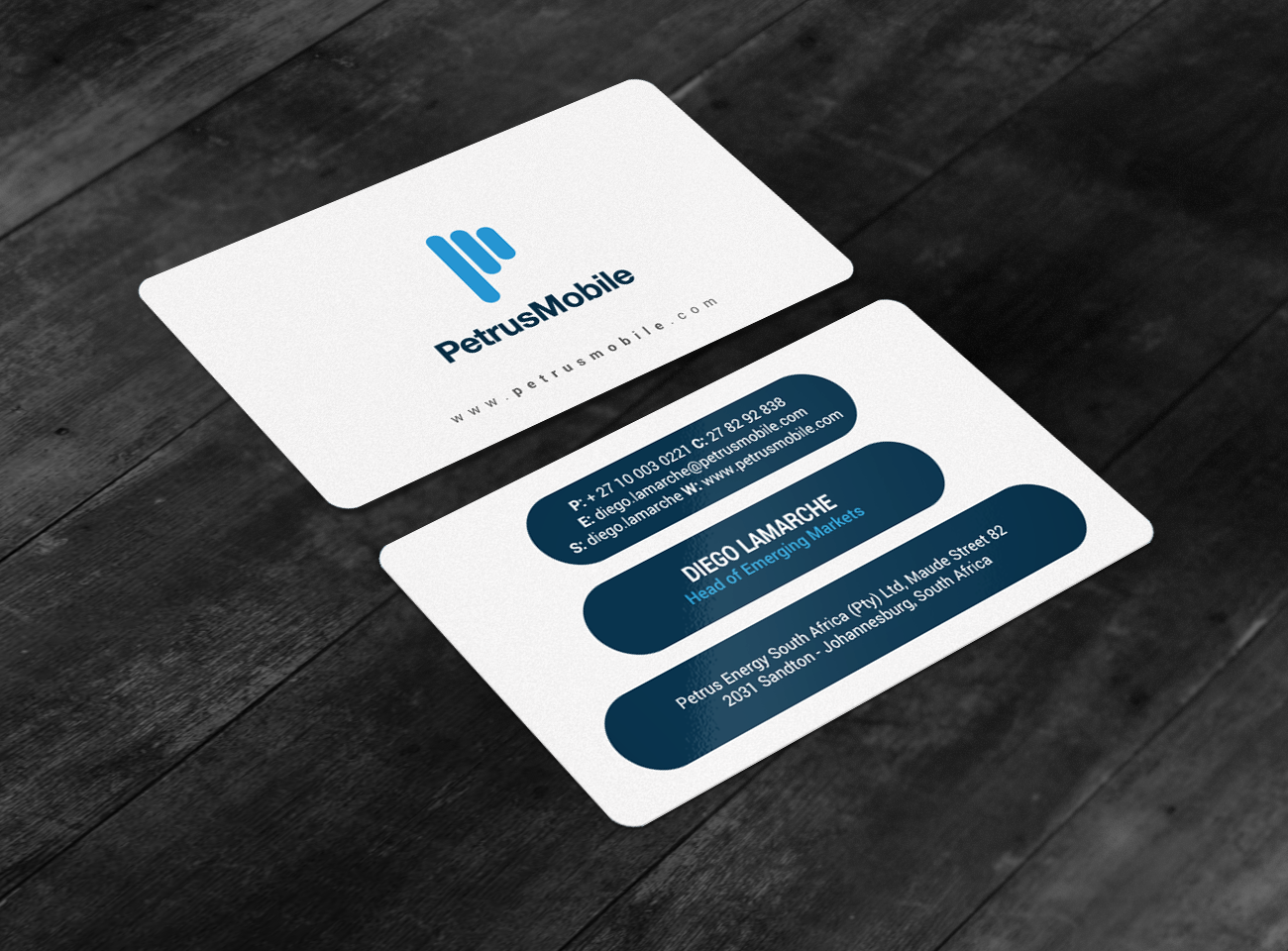 Business Card Design By Chandrayaan Creative For Cards Go And Hyram