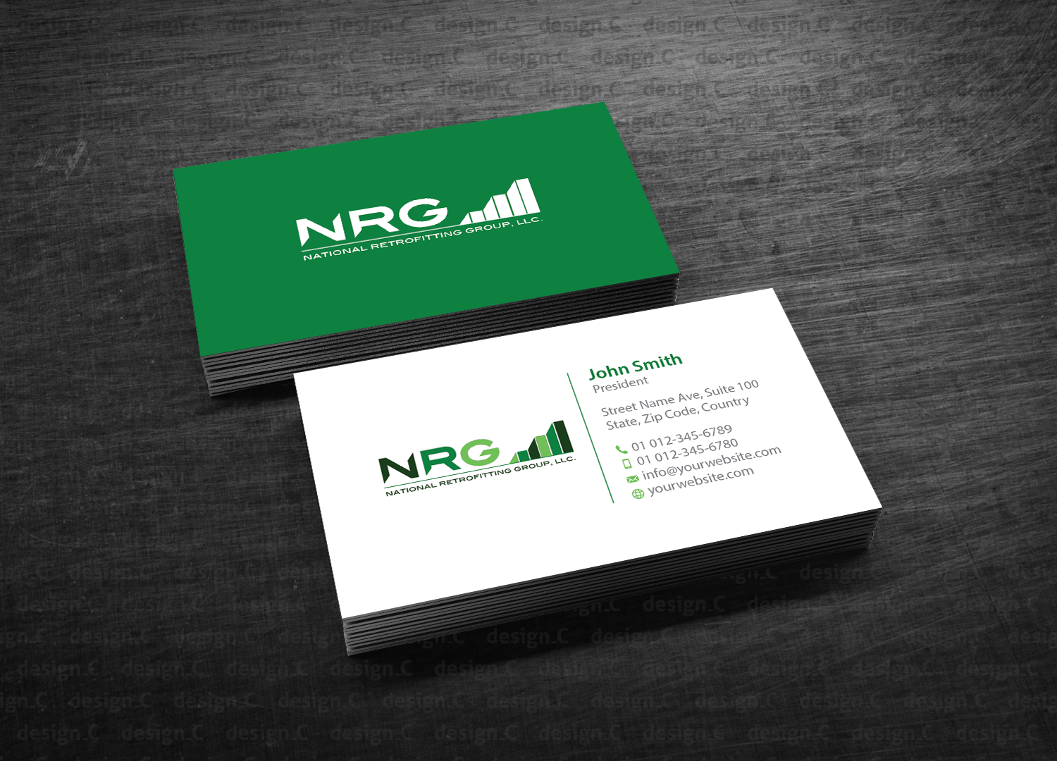 New Business Card Design Galleries for Inspiration