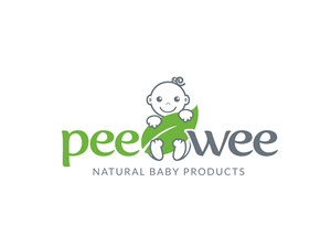 Logo Design by milicka - cloth diaper, natural baby care business logo