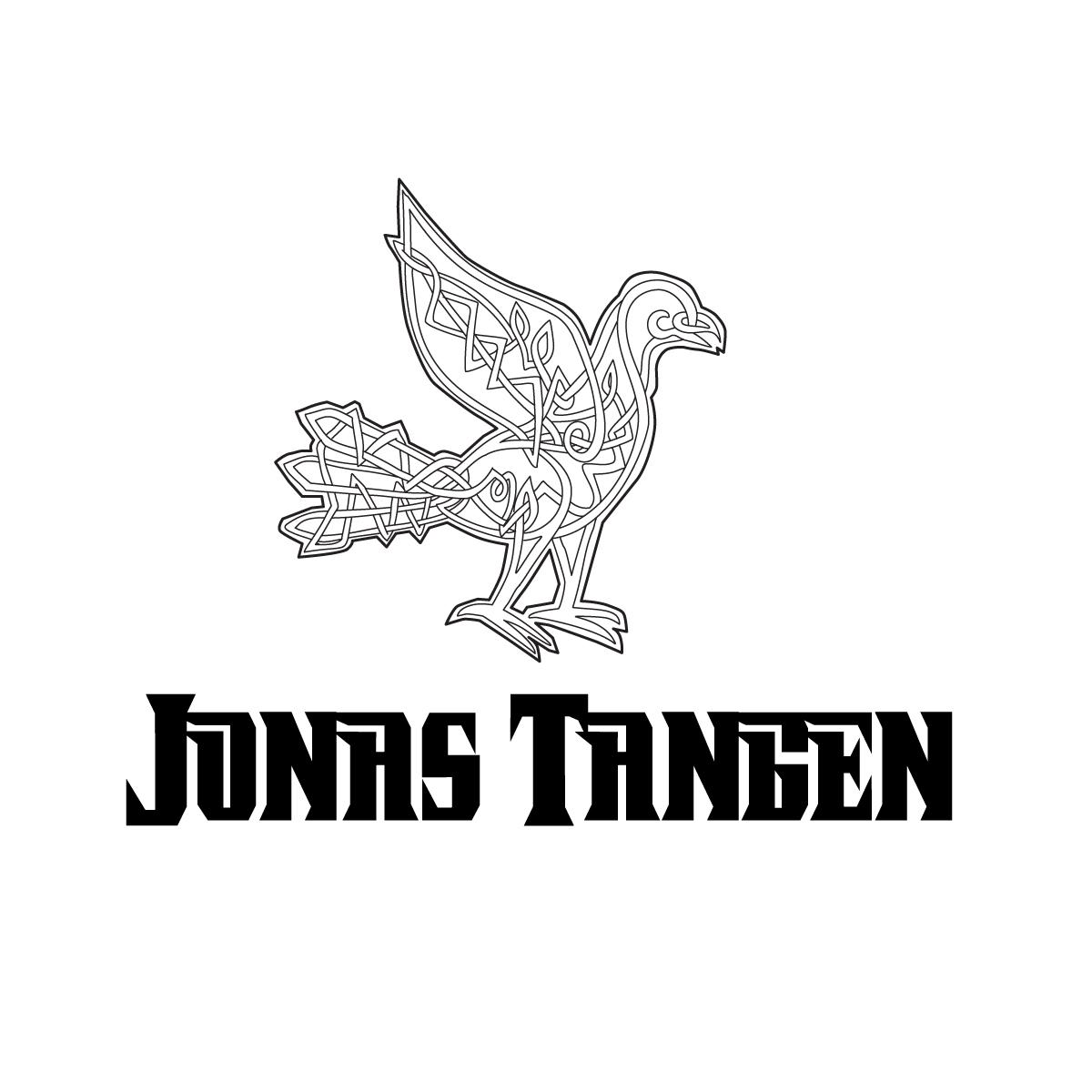 Celtic Rock Bird logo by patrimonio
