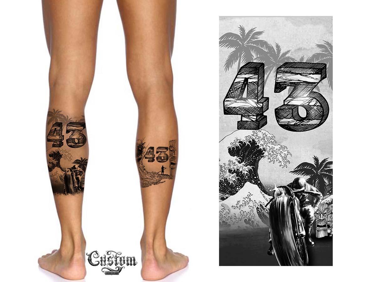 Feminine, Modern, Tattoo Tattoo Design for a Company by Annapurna ...