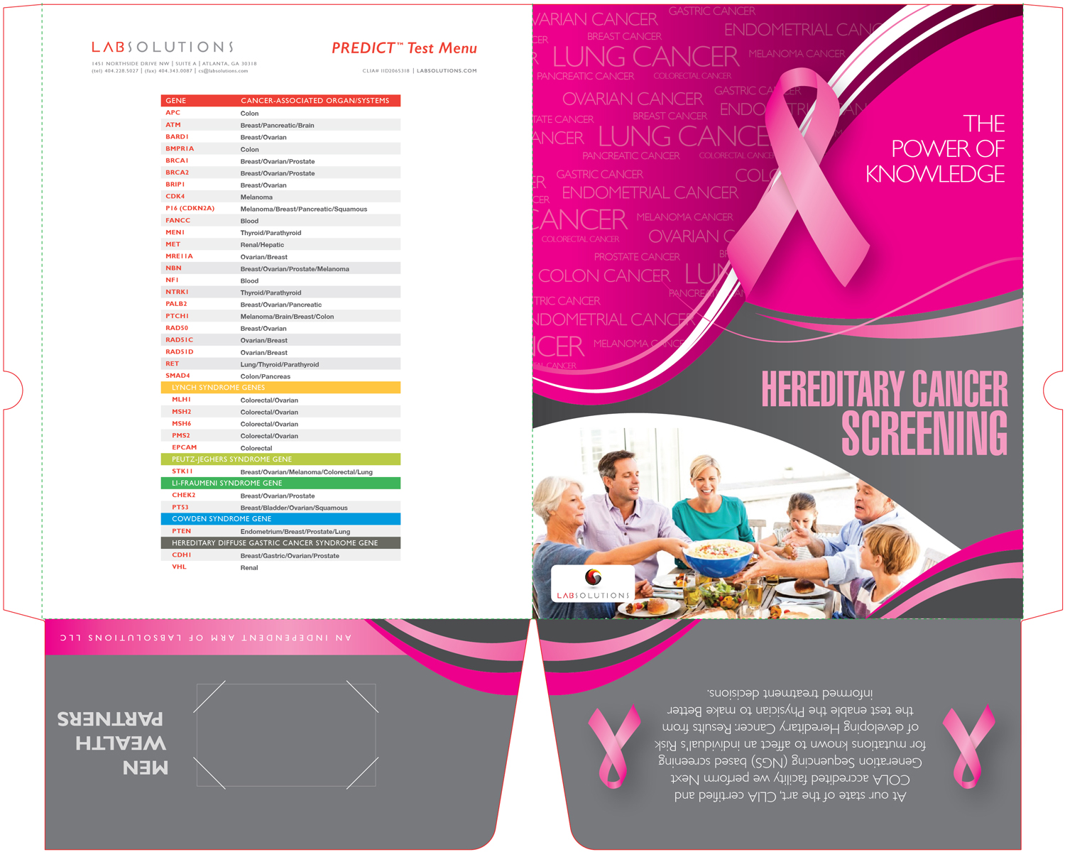 Colorful Modern Healthcare Brochure Design For Pro Care Counseling By Designconnection Design 16445782