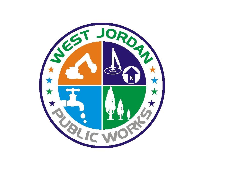 Dept public works logo — 1