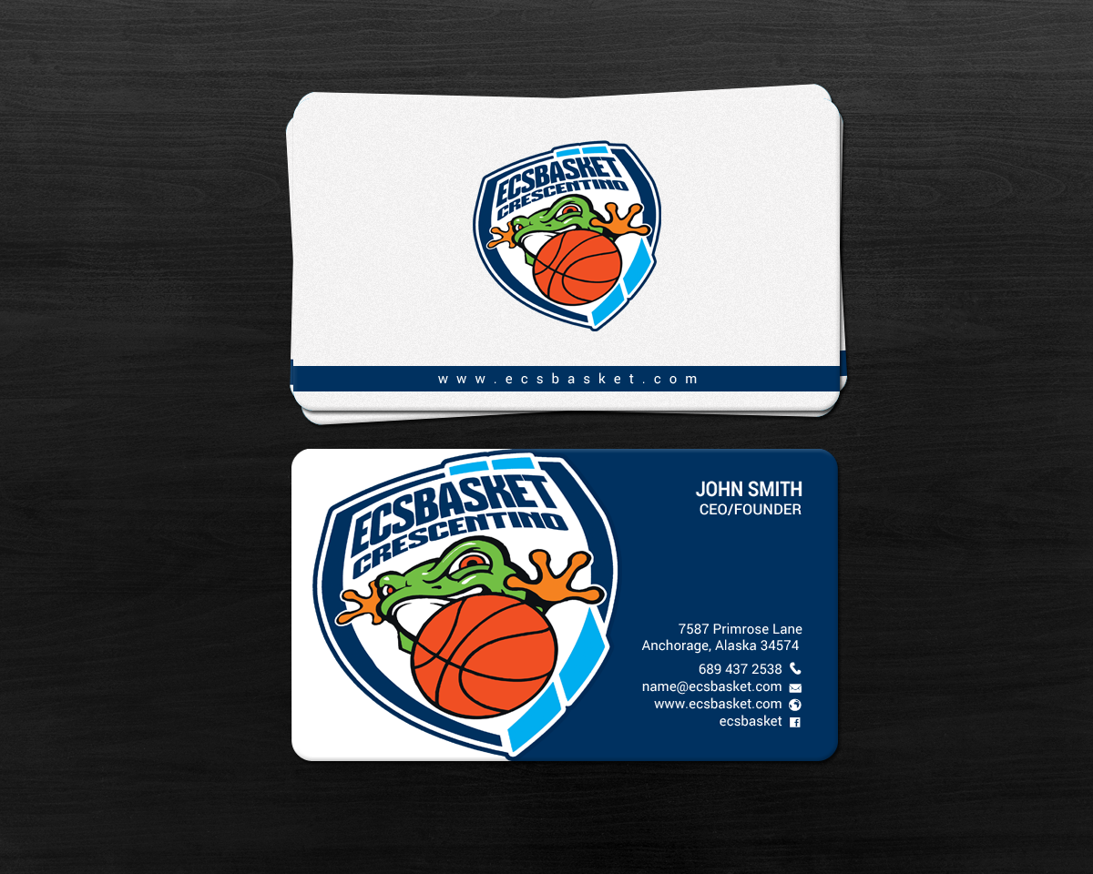 Modern, Playful, Club Stationery Design for a Company by chandrayaan