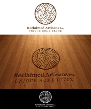Logo Design By Joliau For Reclaimed Artisans Inc