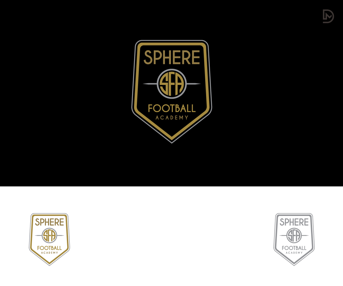 Logo Design for a Soccer Logo Emblem by D_Mantra