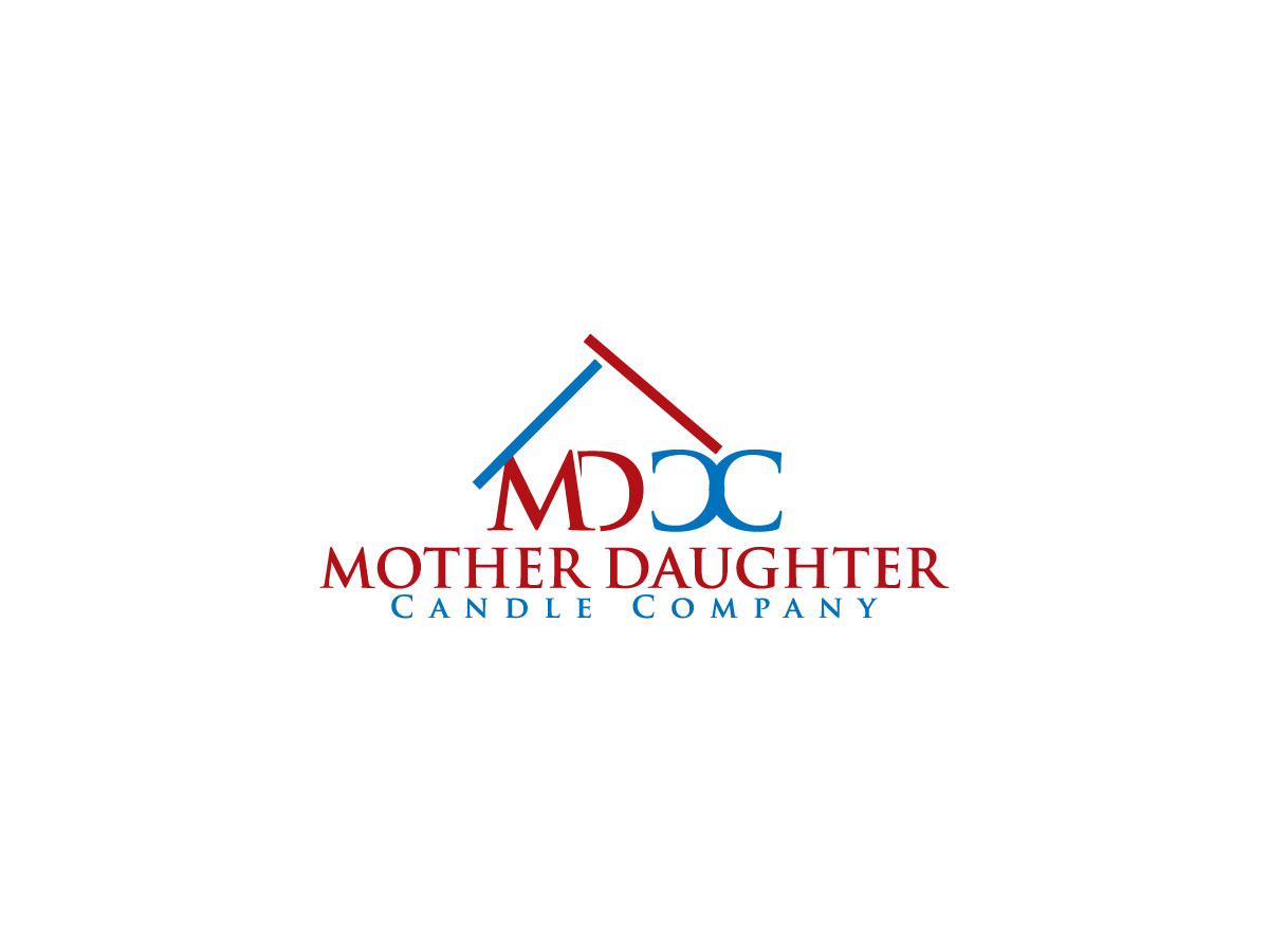 Modern upmarket home furnishing logo design for mother for Mother daughter house plans
