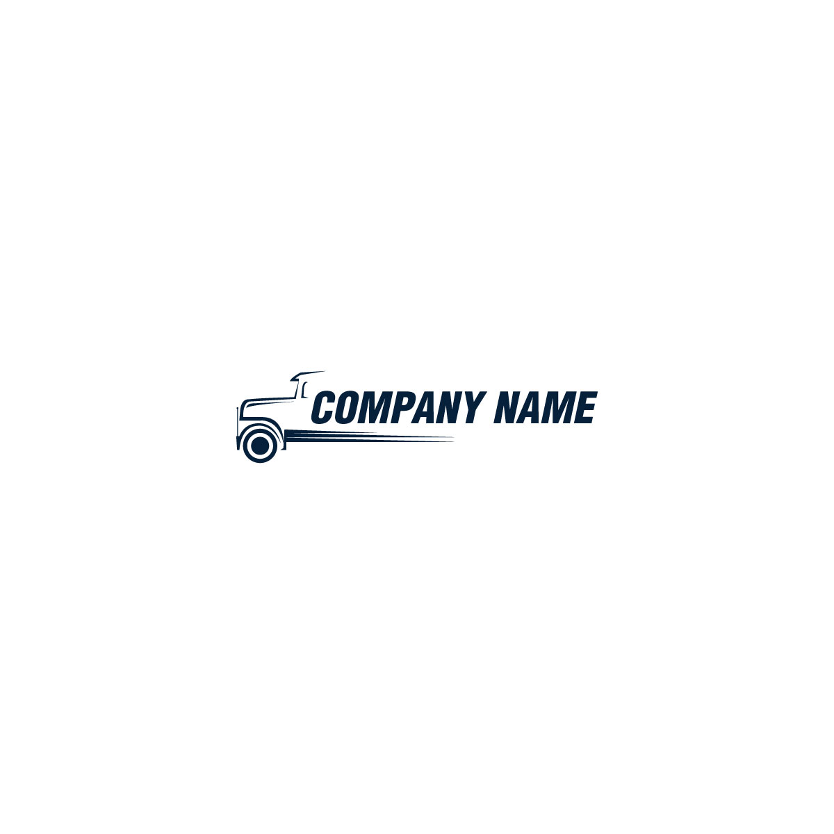 bold, serious, trucking company logo design for open to all ideas by