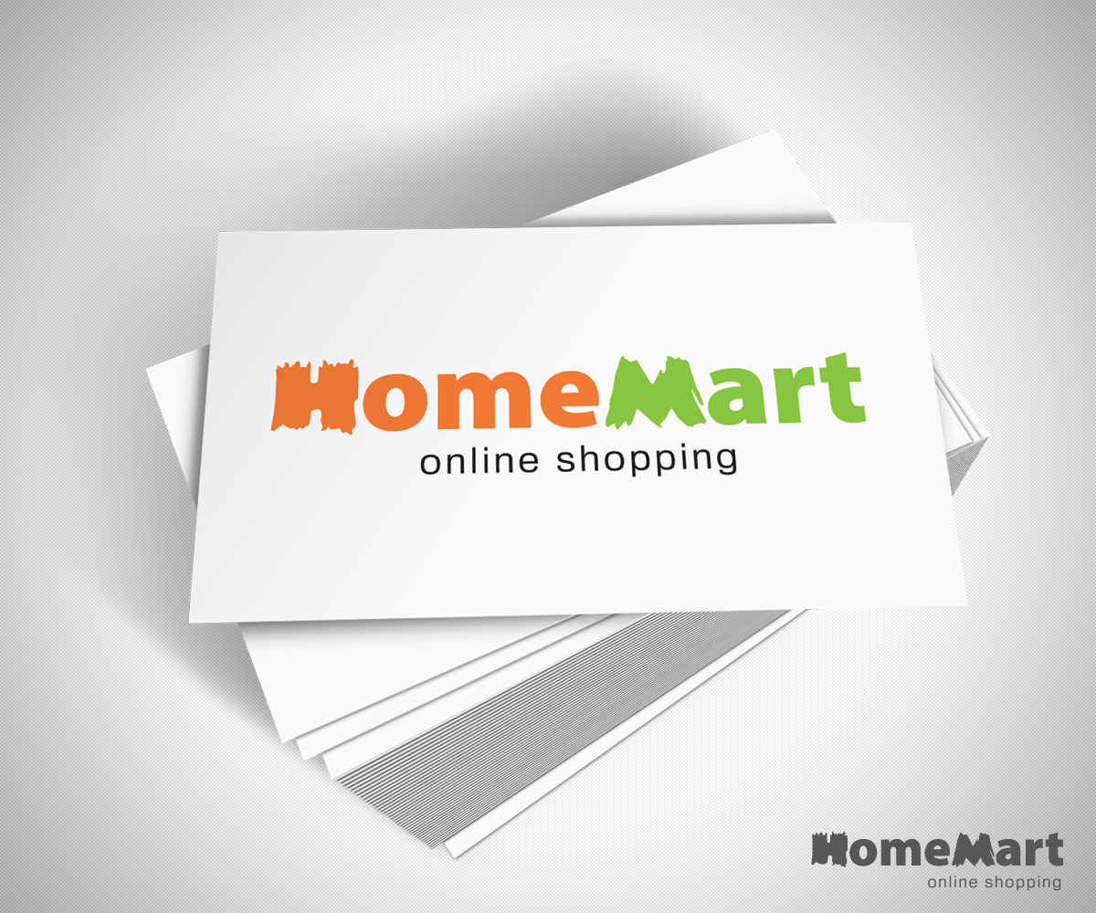 Bold upmarket online shopping logo design for homemart by nebojsa bold upmarket online shopping logo design for a company in new zealand design 16366911 reheart Choice Image