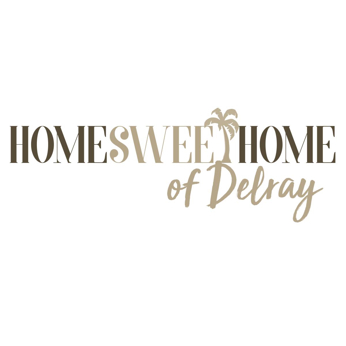 Elegant, Playful, Real Estate Logo Design For Home Sweet Home In United  States | Design 16523239