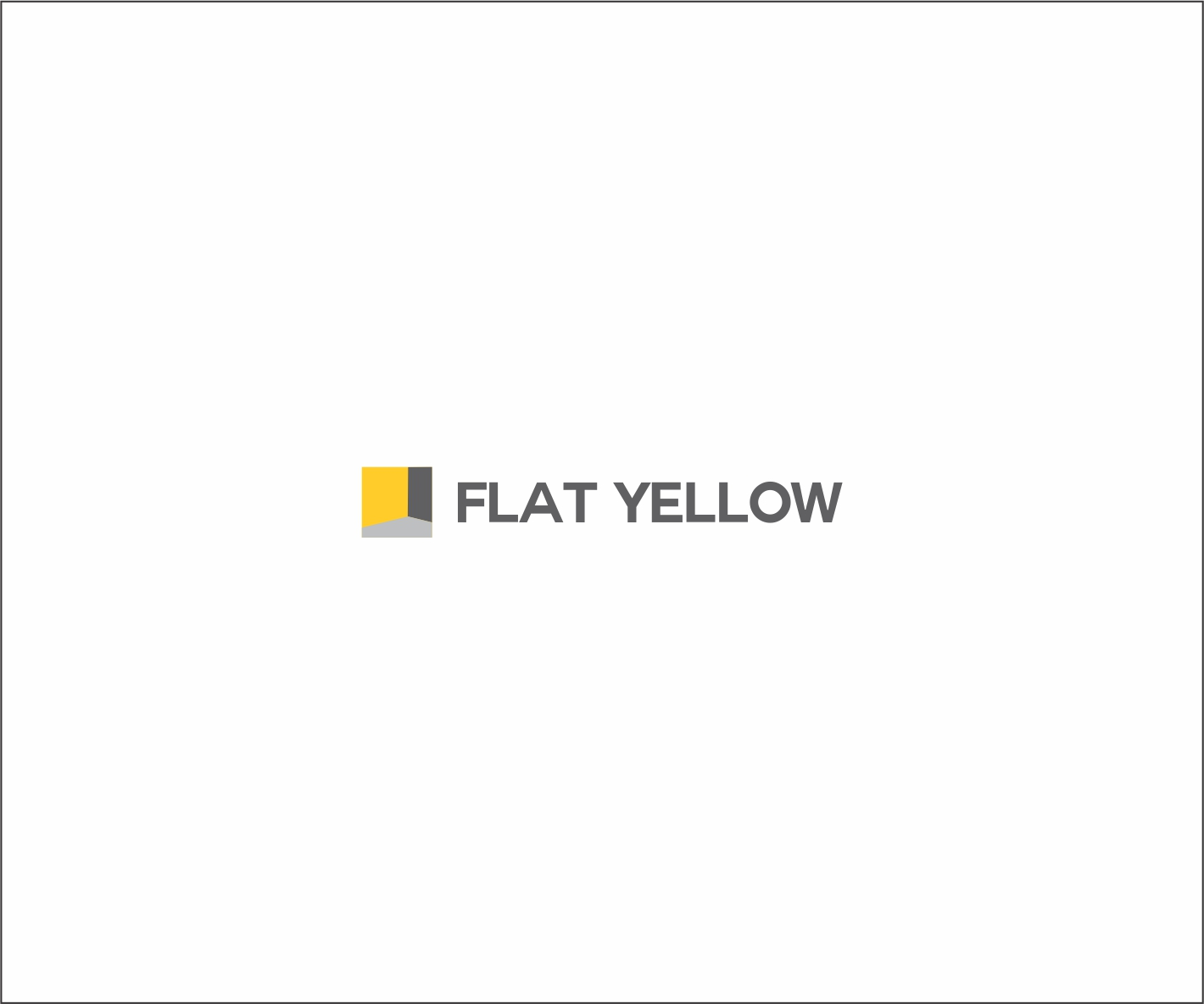 Economical Personable Clothing Logo Design For Flat Yellow By