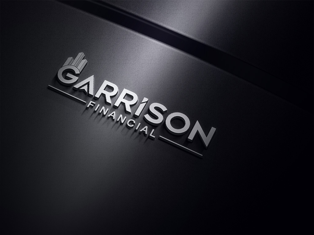 design de logo haut de gamme professionnelle financial pour garrison financial par logo source. Black Bedroom Furniture Sets. Home Design Ideas