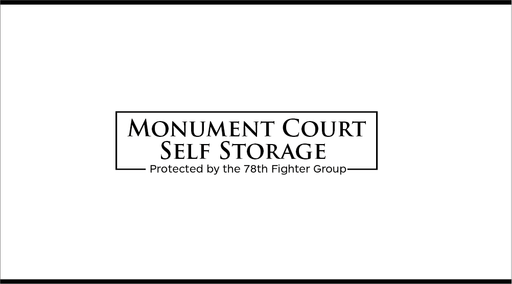 Logo Design By Kyle20 For Independent Family Owned Self Storage Facility Named Monument