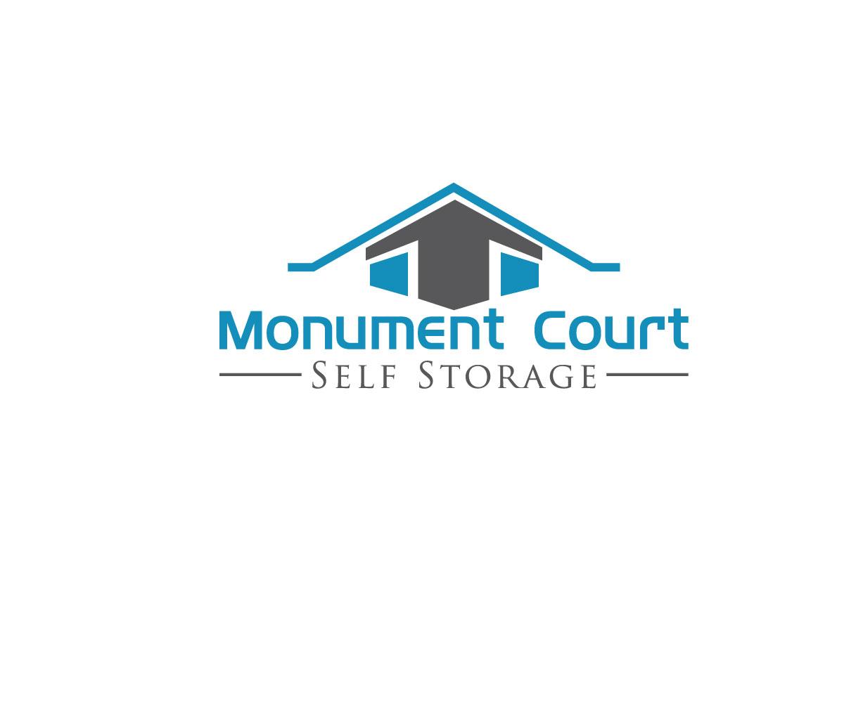 Logo Design By Kzkzkzkkzkzkzzk For Independent Family Owned Self Storage Facility Named Monument