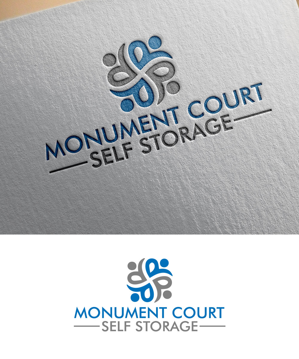 Logo Design By Sara Creative For Independent Family Owned Self Storage Facility Named