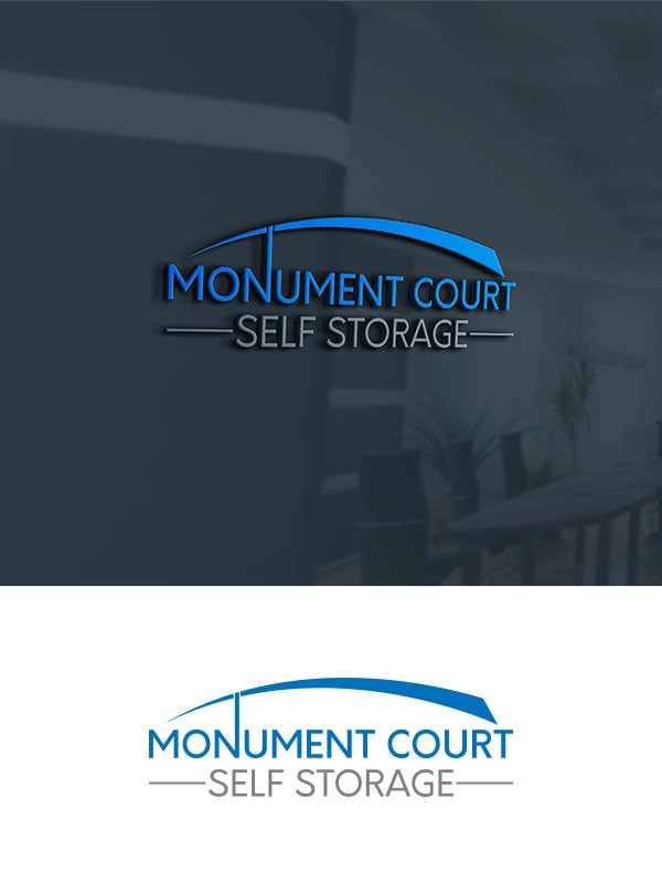 Logo Design By Creative Zarish For Independent Family Owned Self Storage Facility Named