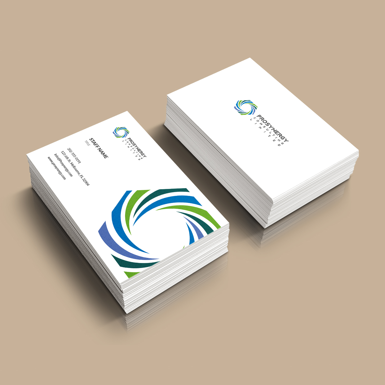 Modern professional management consulting business card design for business card design by bdesigner9 for this project design 16534504 colourmoves