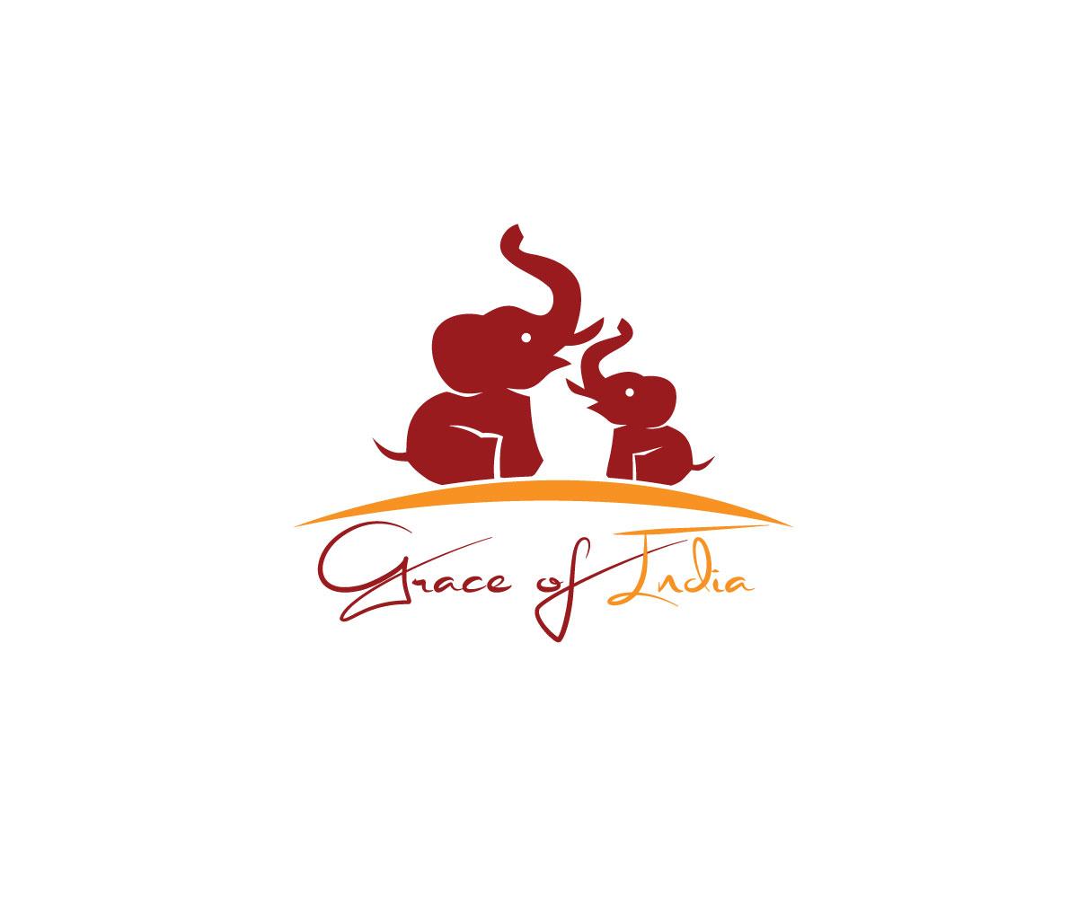 Elegant Indian Restaurant Logo Design For Grace Of Rh Designcrowd Com Inspiration With 30 Best