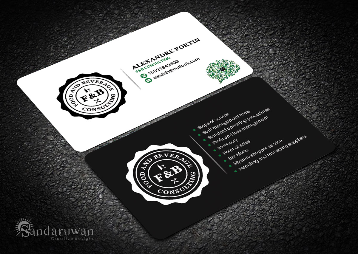 Professional modern business business card design for a company by business card design by sandaruwan for this project design 16453241 colourmoves