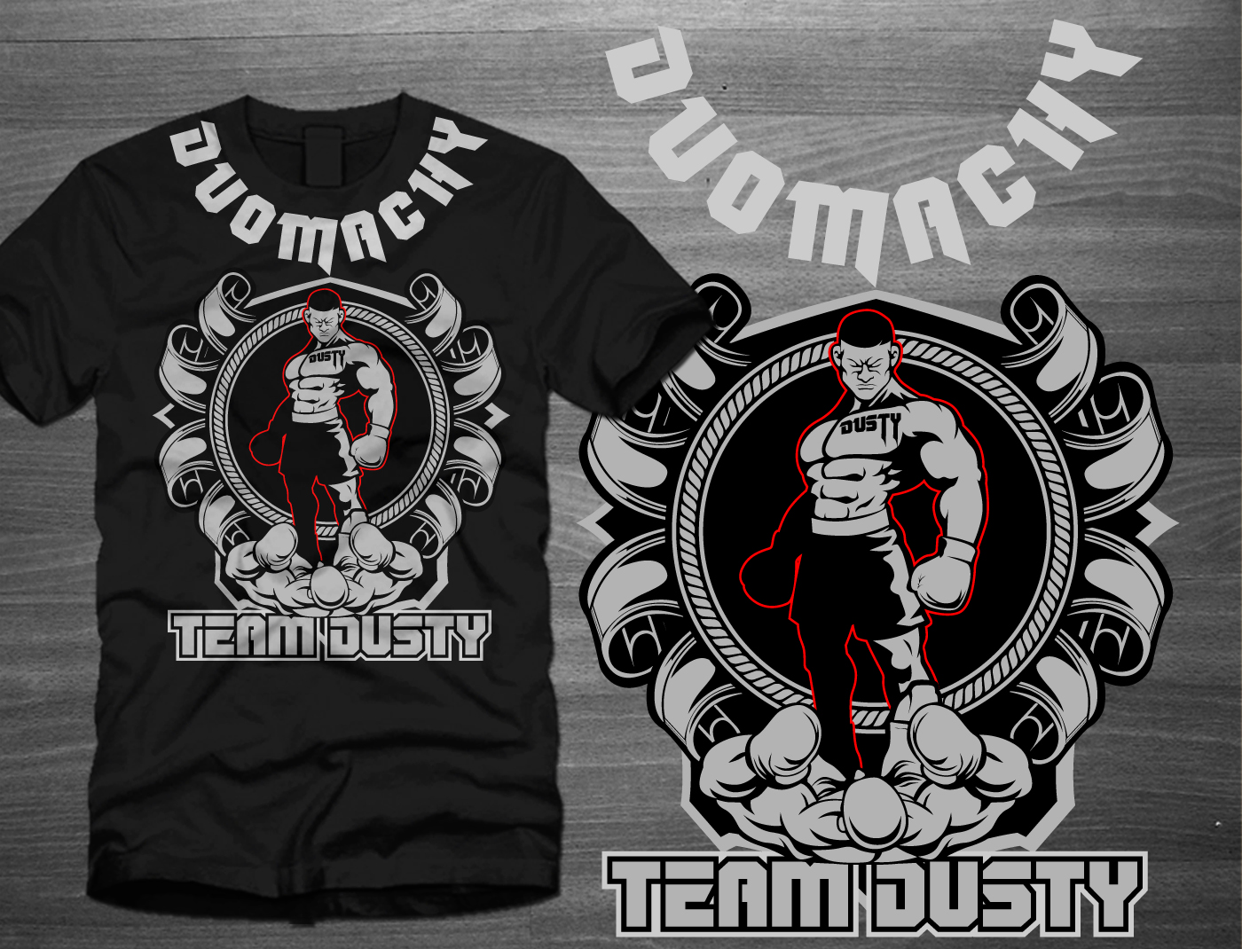 f92da1ce T-shirt Design by One Day Graphics for this project | Design #2749141