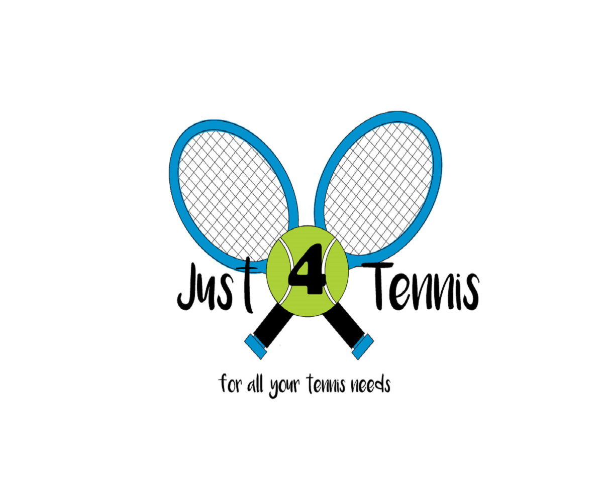 modern colorful printing logo design for just 4 tennis for all rh designcrowd com table tennis logo designs tennis logo design template