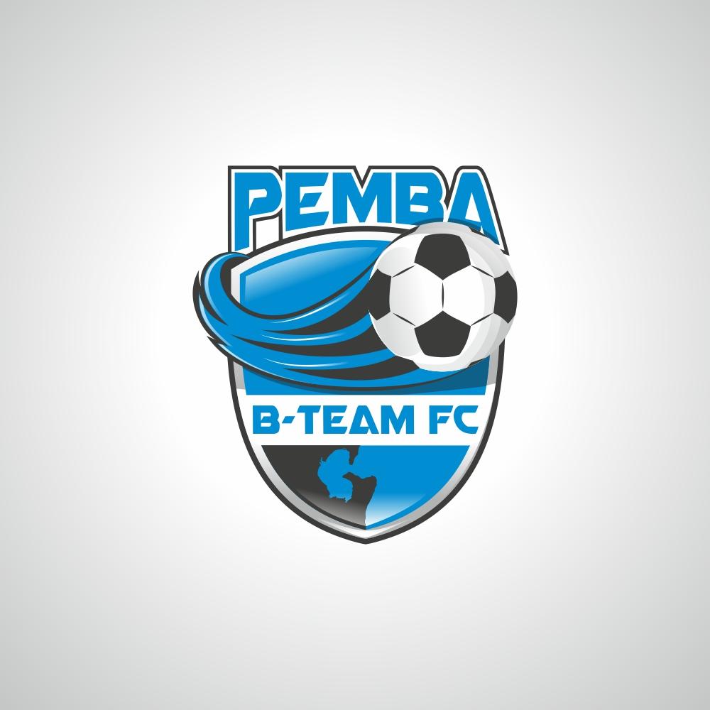 Logo Design for a Soccer Club Emblem in Mozambique by Basksh Designs