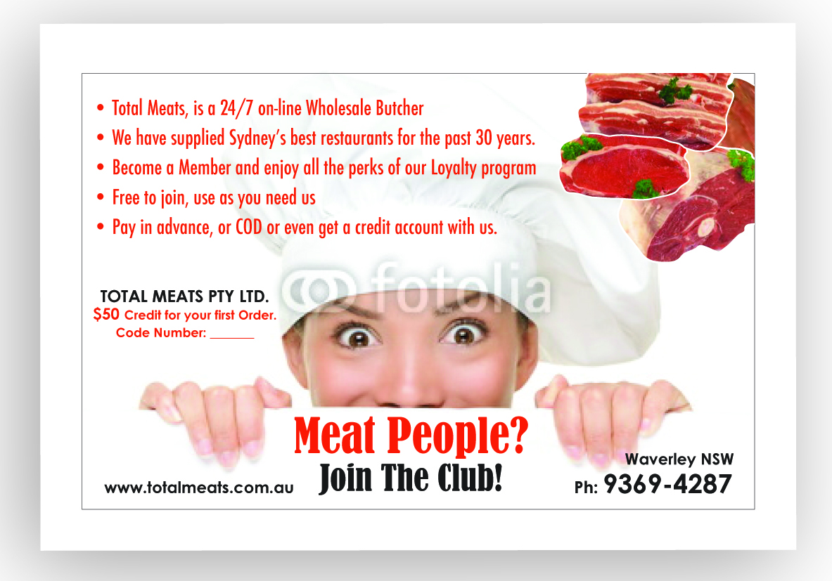 Playful Personable Restaurant Flyer Design For A Company By
