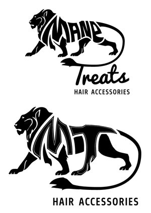 Logo Design job – Hair Accessories Logo Design Project – Winning design by Darkcross Design