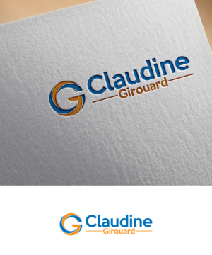 Elegant colorful logo design job logo brief for claudine girouard logo design job cg logo design for personal business winning design by aliya reheart Images