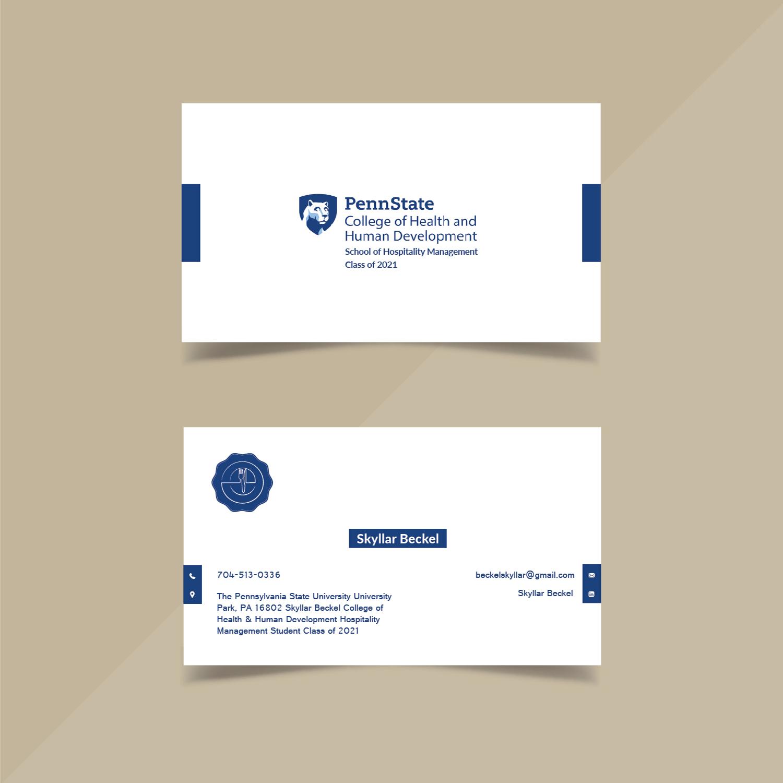 Bold upmarket hospitality business card design for a company by bold upmarket hospitality business card design for a company in united states design 16481807 colourmoves
