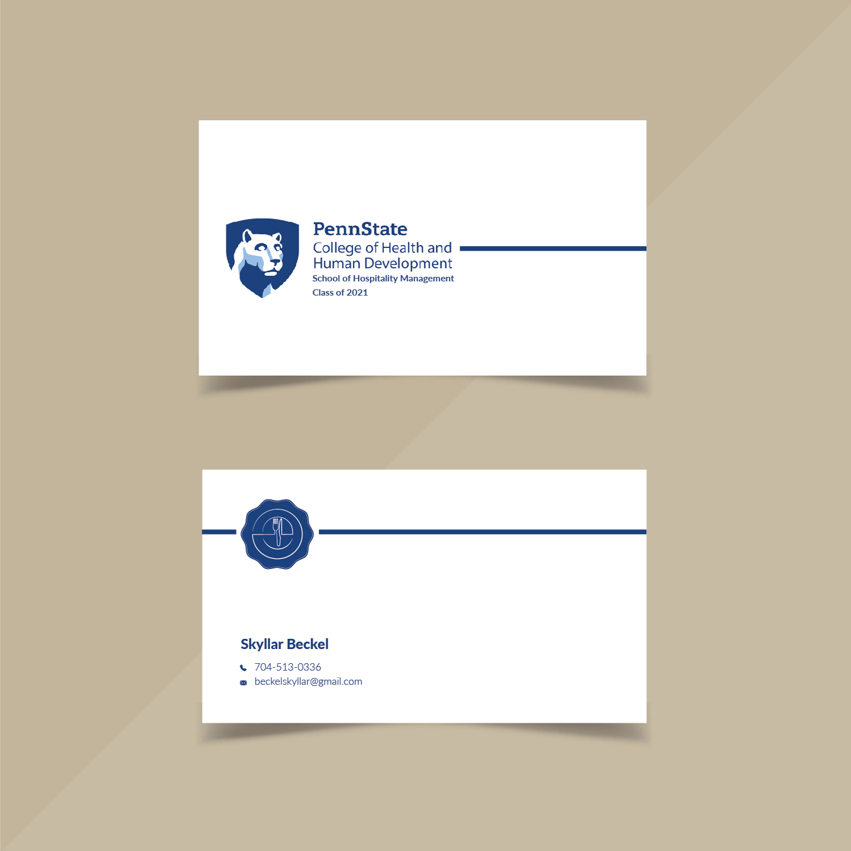 Bold upmarket hospitality business card design for a company by bold upmarket hospitality business card design for a company in united states design 16528042 colourmoves
