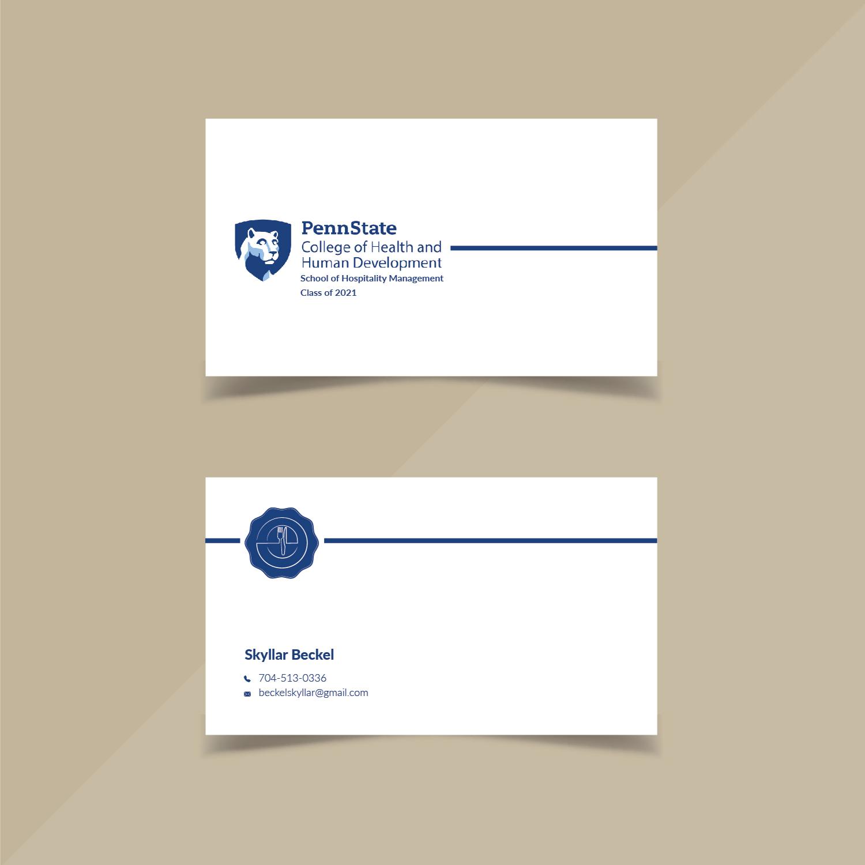 Bold upmarket hospitality business card design for a company by bold upmarket hospitality business card design for a company in united states design 16528043 colourmoves