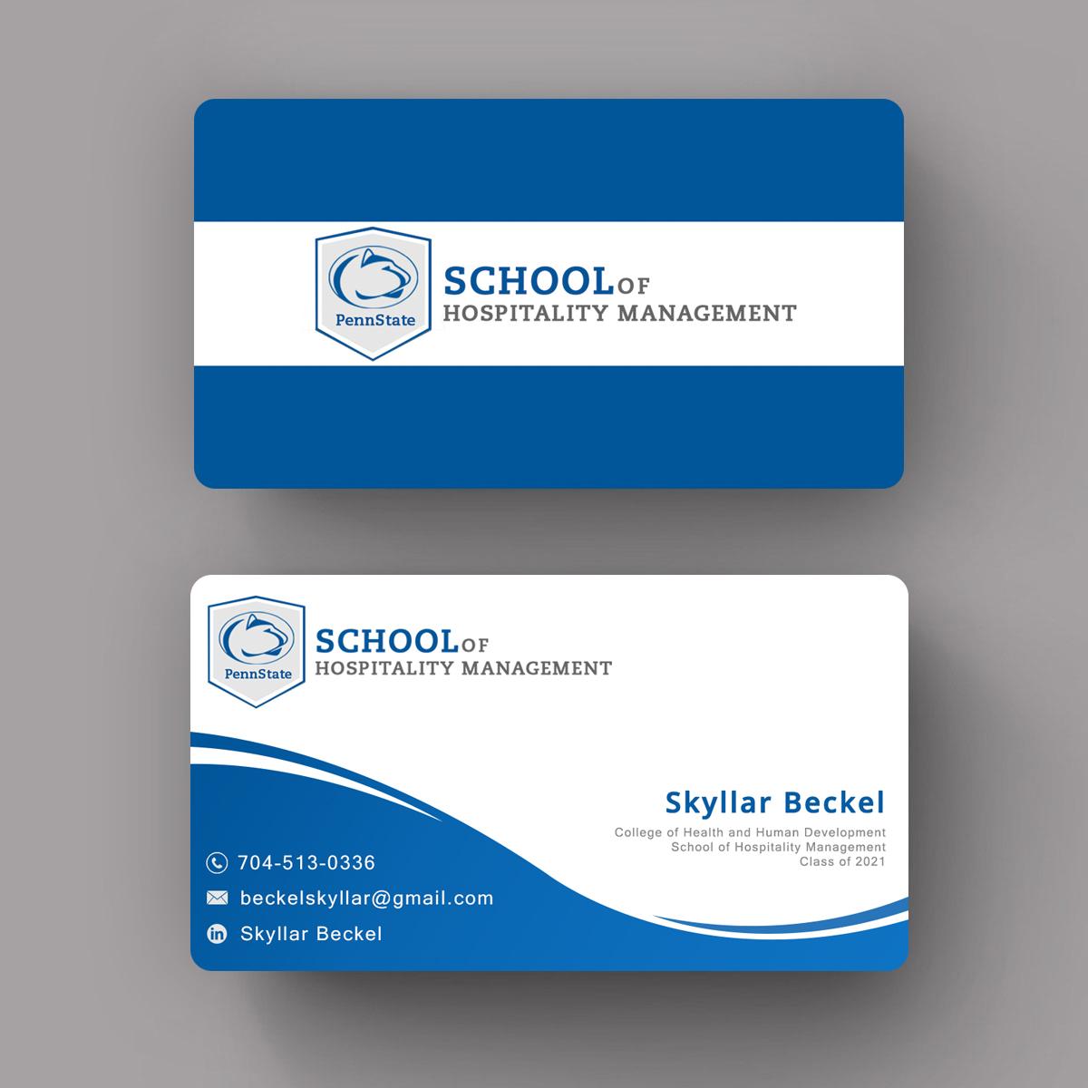 Bold upmarket hospitality business card design for a company by bold upmarket hospitality business card design for a company in united states design 16488475 colourmoves
