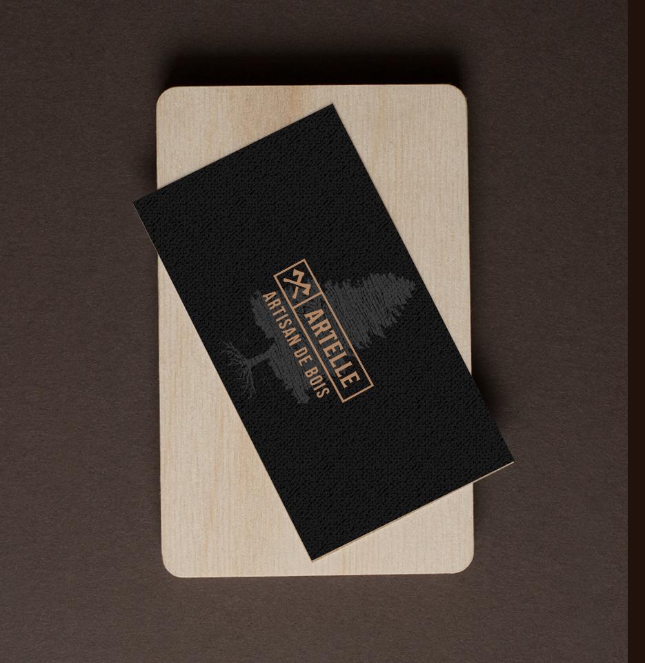 Design De Carte Visite Masculin Haut Gamme Construction Pour A Company En Aux Canada