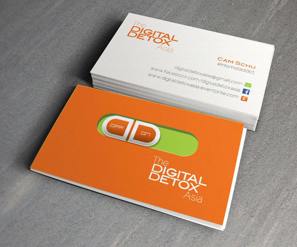 Modern, Upmarket, Internet Business Card Design for a Company by see ...