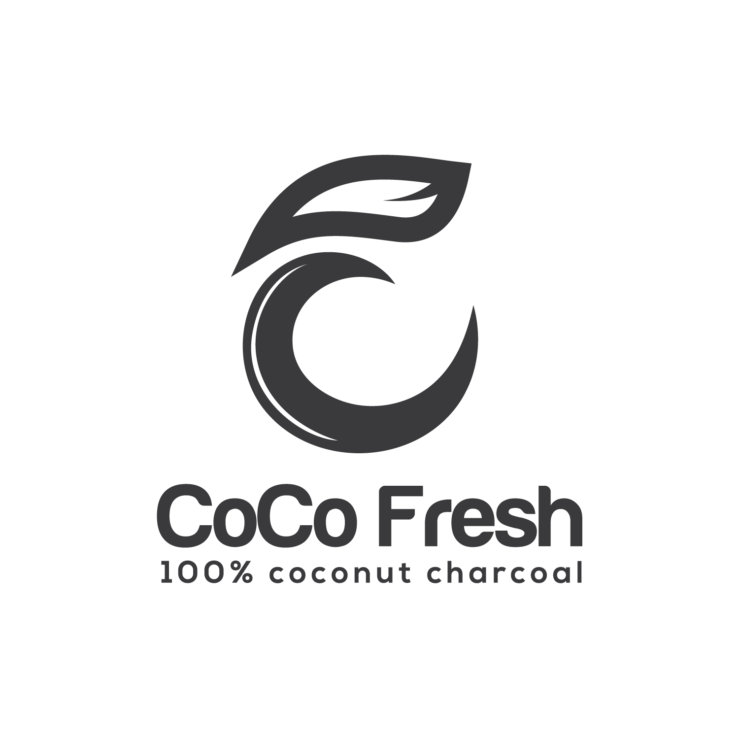 Elegant Personable Gym Logo Design For Coco Fresh Brand Name And