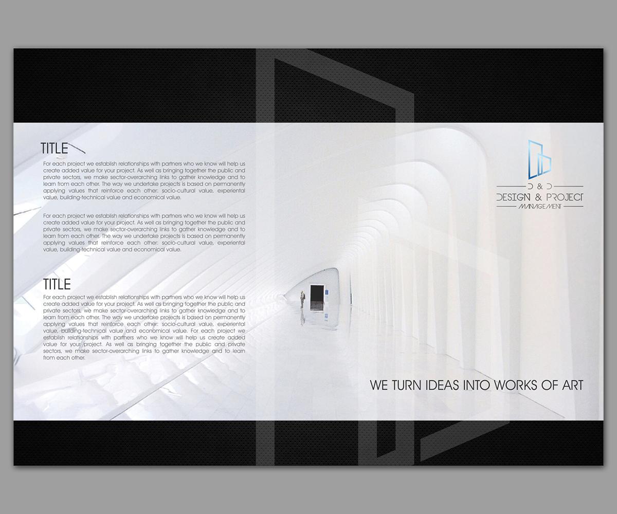 Bold Professional Architecture Catalogue Design For Dd In Saudi Arabia