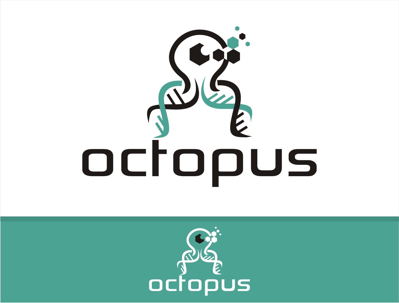 Modern, Elegant, Medical And Science Logo Design for octopus by Soul ...