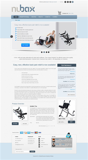Wordpress Design #618723