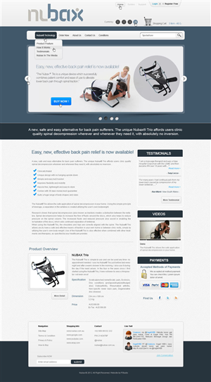 Wordpress Design #627989