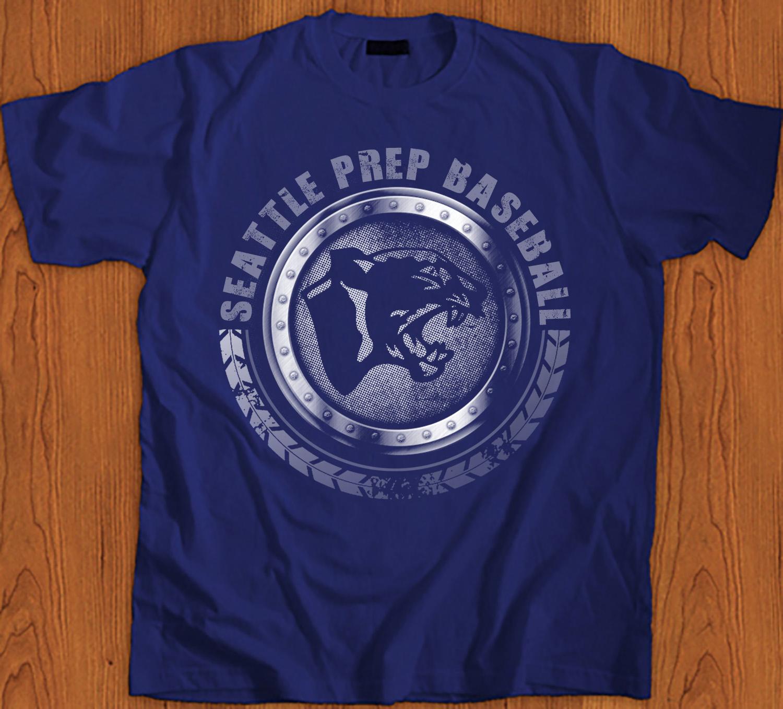 Traditional masculine high school t shirt design for a for High school shirts designs